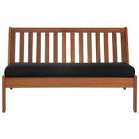 Lipto sofá 2 lugares c/ almofada