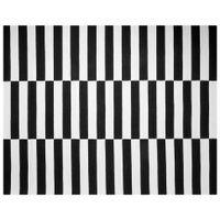 Zebre tapete 2 m x 2,50 m