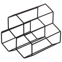 Structure hex porta-garrafas p/3