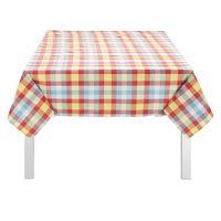 Colonial toalha de mesa 1,40 m x 1,40 m