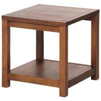 Armazém mesa lateral 50 cm x 50 cm