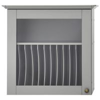 Nancy armário superior 60 cm porta-pratos