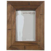 Rústico porta-retrato 10 cm x 15 cm