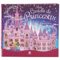 Livro pop-up meu castelo de princesas