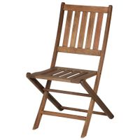 Leme cadeira dobrável