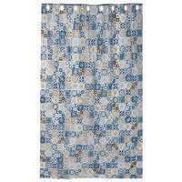 Lazulejo cortina p/ box 1,98 m x 1,38 m