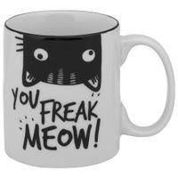 Meow caneca 300 ml