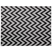 Elegance zigzag tapete 2 m x 2,50 m