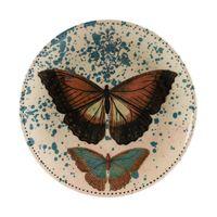 Natureza asas prato sobremesa