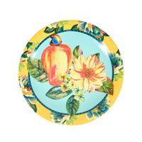 Jardim tropical caju/flor prato sobremesa