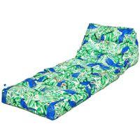 Pé na areia arara futon-cama