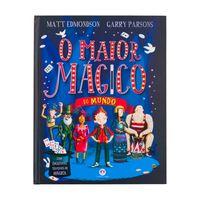 Livro o maior mágico do mundo