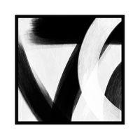 Abstrato iii quadro 42 cm x 42 cm
