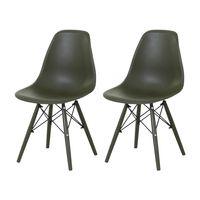 Eames color kit c/2 cadeiras