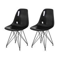 Eames tower kit c/2 cadeiras