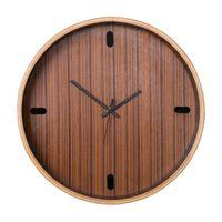 Deck relógio parede 40 cm